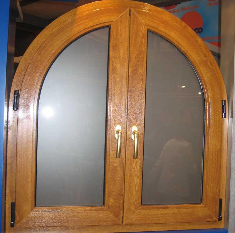 Cierres met licos madrid ventanas aluminio madrid - Puertas con cristales de colores ...