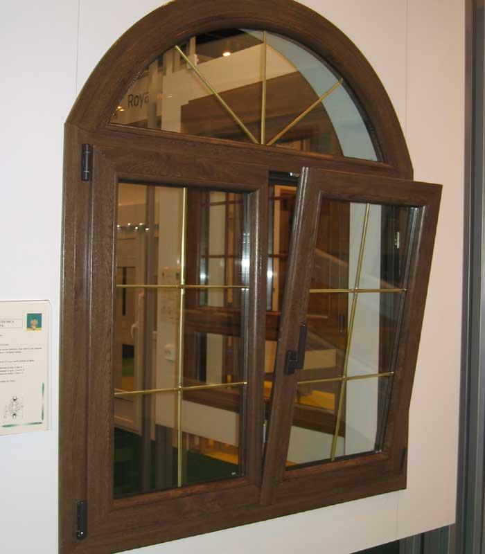 Ventanas cerrajer a 5r for Ventanas de aluminio color bronce